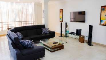 Flat for sale - Living Room